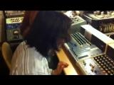 сведение песни Snowing на Magnetone Studios (Inna Pivars &amp the Tsoys)