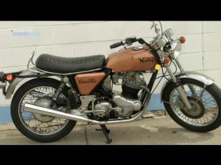 Discovery: Гоночный мотоцикл/Cafe Racer 3 сезон 3 серия