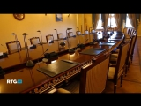 Исторические интерьеры Конституционного суда 2013 (фильм RTG)