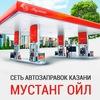 «Мустанг Ойл» Казань-качественный Бензин/Дизель