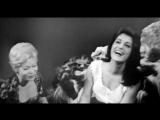 Dalida improvise Largo al Factotum ( live ) 01/11/1958 (Rendez-vous avec)