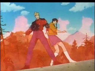 [hSa] Virtua Fighter Episode 26