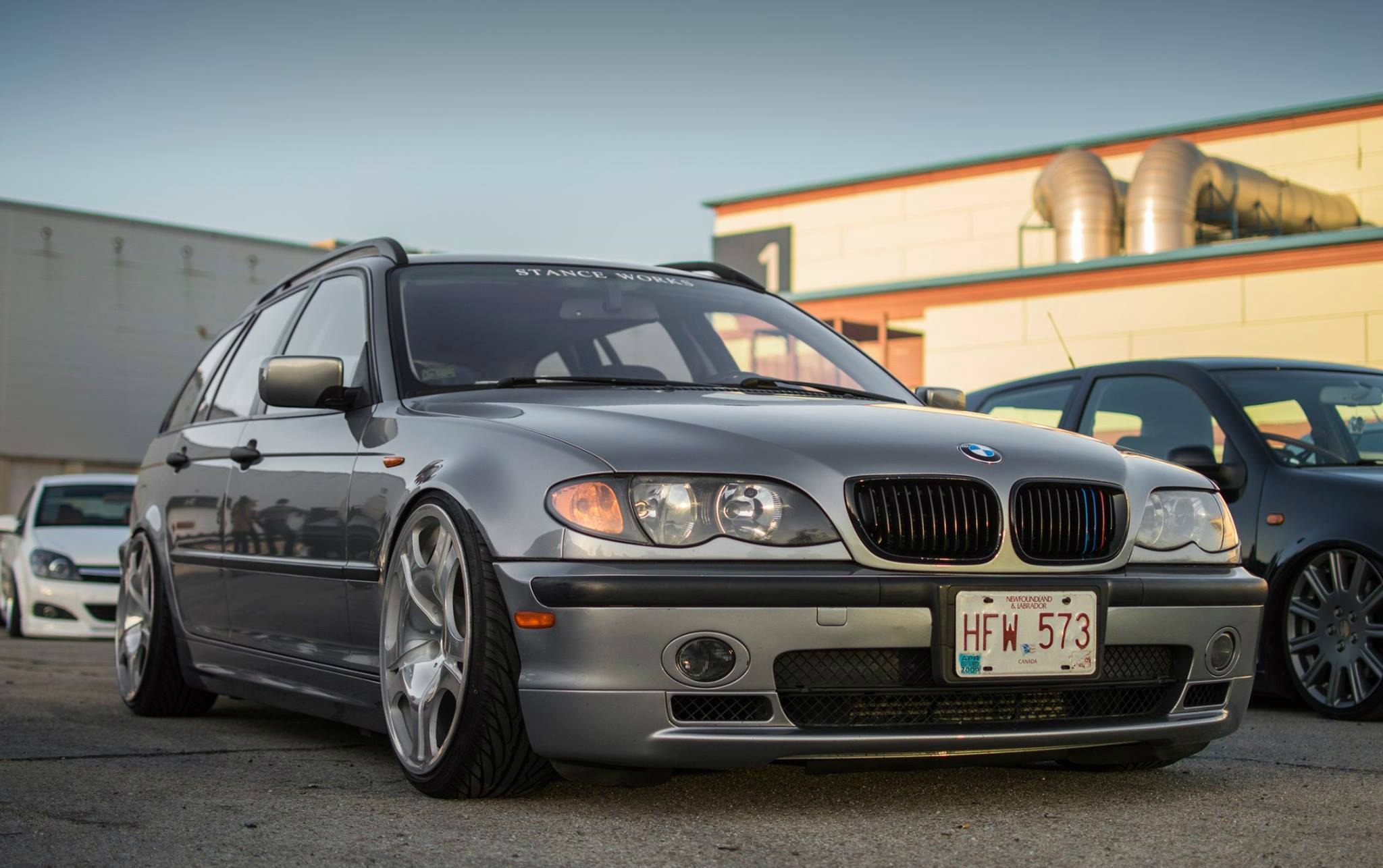 bmw e46 touring on rondell wheels wagons for dad pinterest bmw e46 bmw and wheels. Black Bedroom Furniture Sets. Home Design Ideas