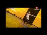 Надя Апполонова | Танцуют все - 7 (05.12.2014) | Соло за жизнь