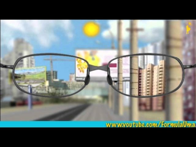 Как появились очки образовательный мультфильм детям Формула Ума