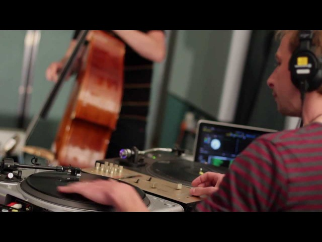 Lund Quartet - 'Lonn' (BBC Introducing In The West Session)