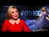 Cate Blanchett loses her patience in awkward Cinderella interview