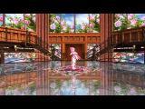 MMD Tda Luka・Megu Megu FireEndlessNight メグメグ☆ファイアーエンドレスナイト Rose Garden
