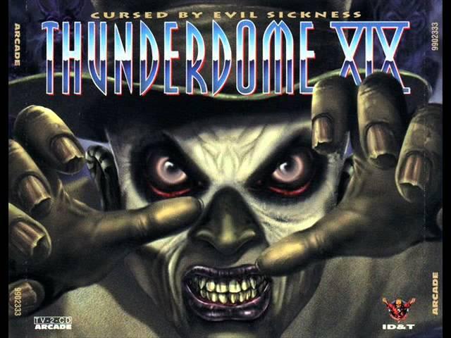 Thunderdome 19 XIX Complete 150:41 Min Rare Full (HQ HD High Quality)