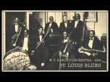 W.C.Handy's Orchestra - St. Louis Blues (1914)