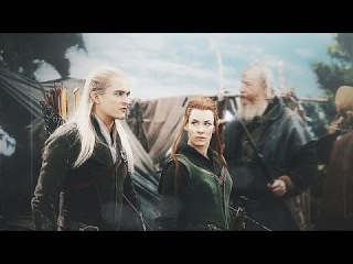 legolas & tauriel | song for someone.