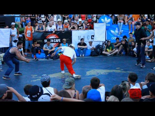 Beatmaster T/Artskool VS Xisco/Menno. Yalta Summer Jam 2013