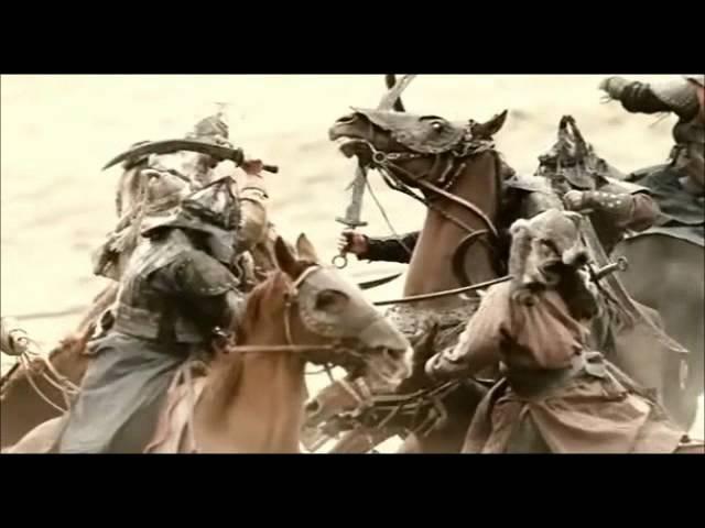 Mongolian Battle Scene (Huun Huur-Tu Carmen Rizzo - Ancestors Call)