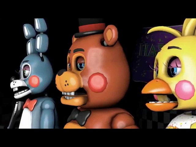 [SFM FNAF] Five Nights at Freddy's 1 Song - by The Living Tombstone (FNAF Song Animated) | 1