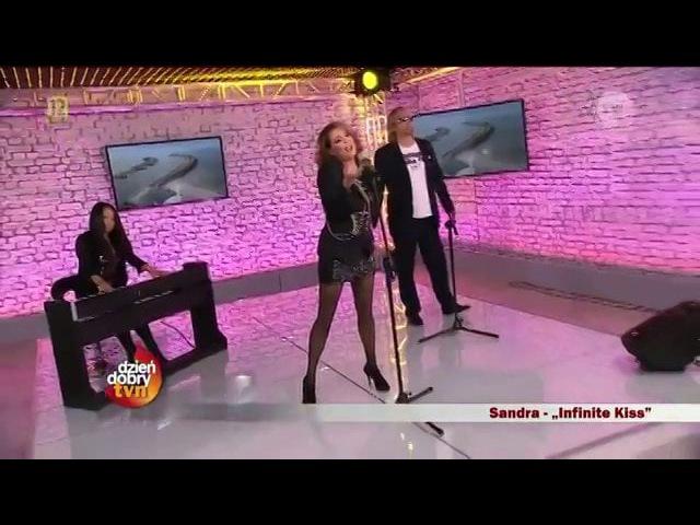 Sandra - Infinite Kiss. 2012