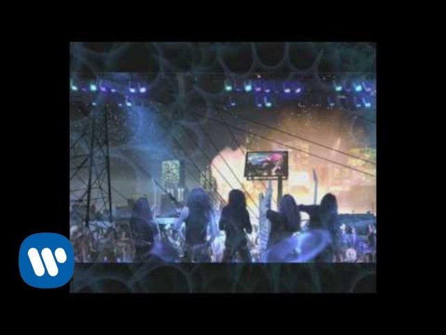 DragonForce - The Last Journey Home (HD Official Video)