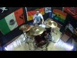 Boo-Yaa T.R.I.B.E. Breakin' Lyfe Sykos Drumcover by Alexsandr Viking Goncharov