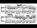 Sergei Lyapunov - Nocturne Op. 8 (audio sheet music)