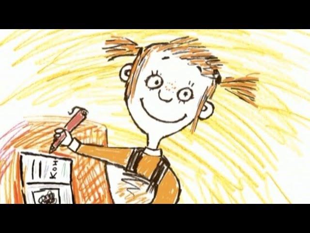 Про меня (мультфильм про рыжую девочку)