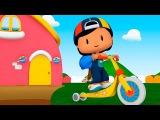 Развивающие мультфильмы для детей от 3 лет - Пеппе - 2 серия - Мое сердце разбито!
