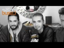 Tokio Hotel Exclusive Interview ID Star Bus