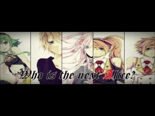Gumi, Len, Luka, Anon & Kanon - Alice Human Sacrifice (Cover)