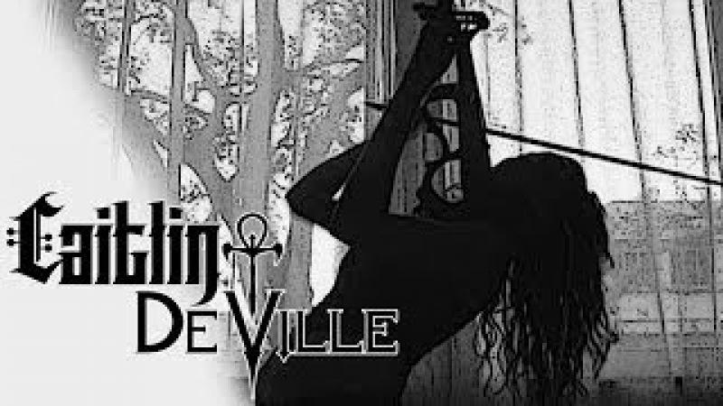 Hysteria (Muse) - Electric Violin Cover | Caitlin De Ville