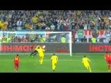 Украина Македония 1-0. Не забитый гол с пенальти Андрея Ярмоленко