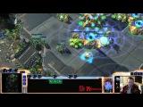 WhiteRa SC2 VOD - PvT. Как играть против агрессивного террана.