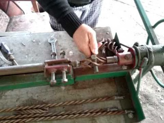 Станки для холодной ковки из металла своими руками