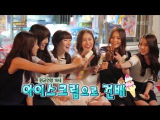 150729 GFRIEND MV Story Pt.5 @ KBS Stardust