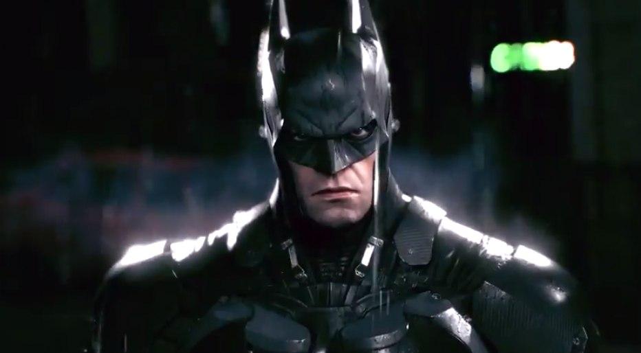 Системные требования batman arkham knight