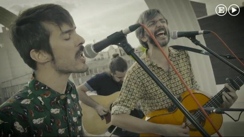 Vetusta Morla y Xoel López - Profetas de la mañana y Tierra (El País música)