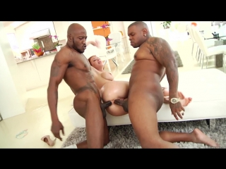 Veronica Avluv/Big dick Blowjob Riding Cumshot Facial Anal Milf Double penetration Reverse cowgirl Interracial Threesome