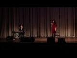 Сати Казанова и Брендон Стоун (отрывок концерта М. Задорнова)