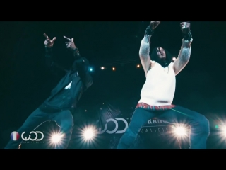 Les Twins World of Dance France Qualifier 2015 #WODFrance
