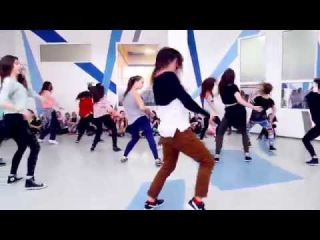 Sharaya_J - Banji.Jazz Funk by Лолита Лауэр.All Stars Work shop 11.2014