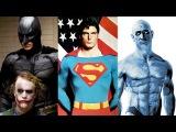 Десять лучших фильмов по комиксам DC (по версии WatchMojo) - Top 10 DC Comic Movies