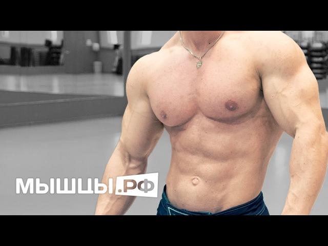 Накачать грудные мышцы Легко Андрей Шмидт