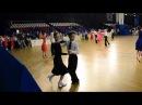 Танц конкурс, 11окт2014 Носов Мулюкина Самба