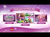 LEGO® Brand Disney Princess Fairy Tale Adventure - Ariel