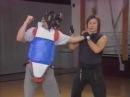 Укидокан - Бенни Укридез (Benny Urquidez - Ukidokan Karate) - 2 часть