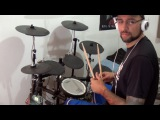 Cradle of Filth - From the Cradle to Ensalve (Drum Cover by CARLO CHIM)