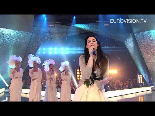 Eva Boto - Verjamem (Slovenia) 2012 Eurovision Song Contest