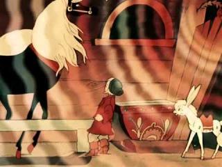 Конёк Горбунок 1947 [мультфильмы cartoon мультики] (советские мультфильмы русские мульты)