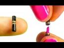 Miniature lipstick tutorial DIY YolandaMeow♡