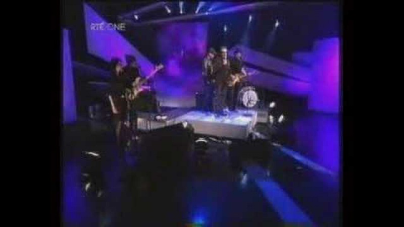 U2 Daniel Lanois -Falling At Your Feet- Live on RTE 31-10-