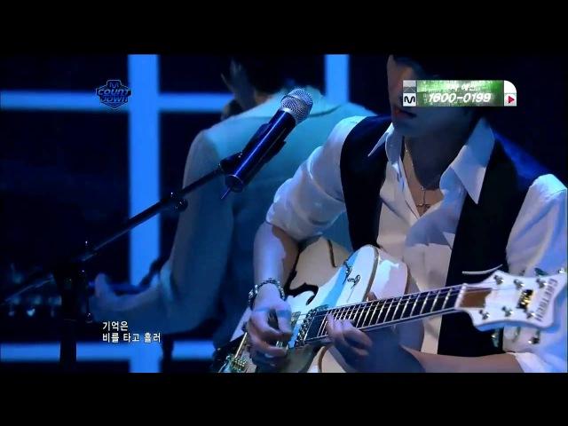 [110324] CN Blue Comeback Stage - Love In The Rain