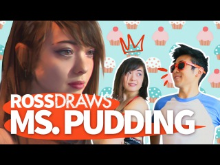 RossDraws: Ms. Pudding!