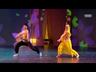 Танцы: Анна Тихая и Виталий Савченко (выпуск 20)